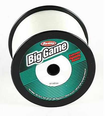 Berkley Big Game Line  Line - Mono Berkley - Hook 1 Outfitters/Kayak Fishing Gear