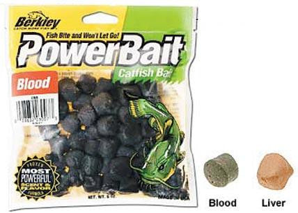 Berkley Catfish Bait Chunks  Lures - Bait Berkley - Hook 1 Outfitters/Kayak Fishing Gear
