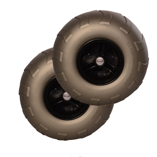 BEACH BALLON TIRES, PAIR  Transportation Harmony - Hook 1 Outfitters/Kayak Fishing Gear