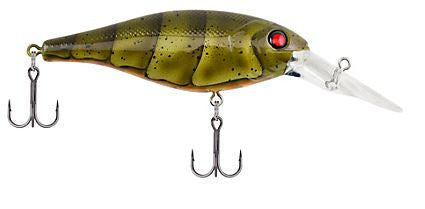 Berkley Bad Shad  Lures - Hard Baits Berkley - Hook 1 Outfitters/Kayak Fishing Gear