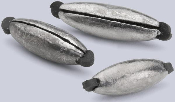Bullet Weight Rubb Grip Sinker  Sinkers/Accessories Bullet Weights - Hook 1 Outfitters/Kayak Fishing Gear