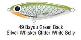B&L Paul Brown'S Soft Dine Xl  Lures - Hard Baits B & L Bait Company - Hook 1 Outfitters/Kayak Fishing Gear