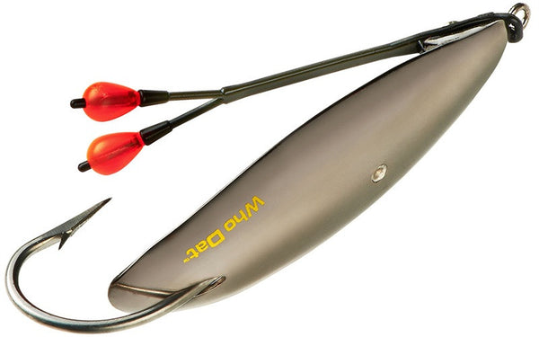 Bomber Who Dat Metal Spoon  Lures - Spoons Bomber - Hook 1 Outfitters/Kayak Fishing Gear