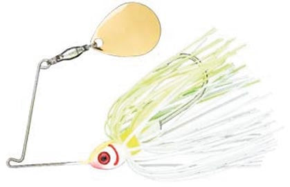Booyah Single Blade Spinnerbait  Lures - Spinnerbaits/Buzzbaits Booyah - Hook 1 Outfitters/Kayak Fishing Gear