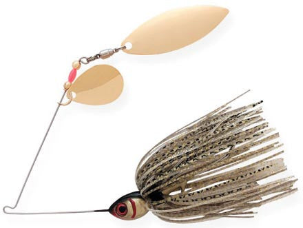 Booyah Tandem Spinnerbait  Lures - Spinnerbaits/Buzzbaits Booyah - Hook 1 Outfitters/Kayak Fishing Gear