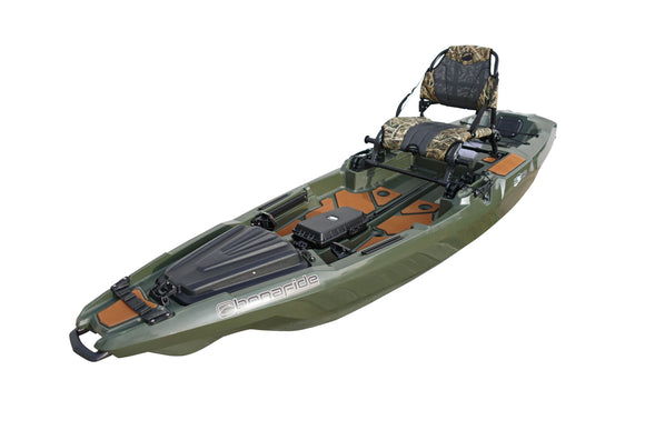 Limited Edition Woodsman SS107  Kayaks Bonafide Kayaks - Hook 1 Outfitters/Kayak Fishing Gear