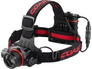 Coast Headlamp - Hl8 4Aa 390 Lumens  Lights/Batteries Coast - Hook 1 Outfitters/Kayak Fishing Gear