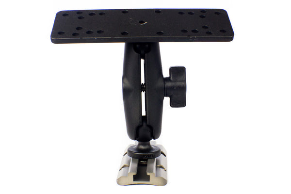 "RAM Electronic Mount 1""  Depthfinder and Electronics Mounts YakAttack - Hook 1 Outfitters/Kayak Fishing Gear"