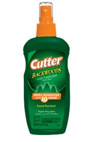 Cutter Insect Repellent - Backwoods Pump 6Oz