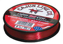 Cajun Red Cast Line  Line - Mono Cajun - Hook 1 Outfitters/Kayak Fishing Gear