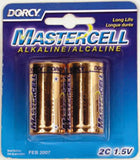 Dorcy Mastercell Batteries  Lights/Batteries Dorcy - Hook 1 Outfitters/Kayak Fishing Gear