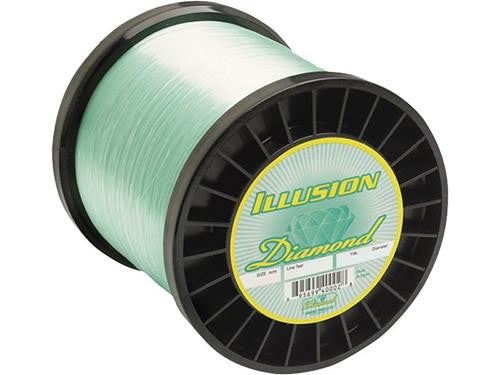Diamond Illusion Mono 1Lb Spoo  Line - Mono Diamond - Hook 1 Outfitters/Kayak Fishing Gear