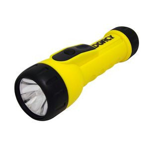 Dorcy Flashlight - Worklight 2D W/Batteries  Lights/Batteries Dorcy - Hook 1 Outfitters/Kayak Fishing Gear