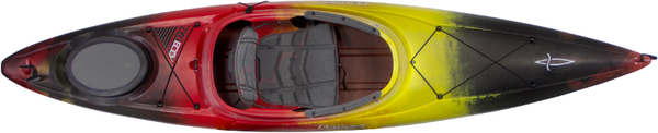 ZYDECO 11.0 MOLTEN Kayaks Dagger - Hook 1 Outfitters/Kayak Fishing Gear