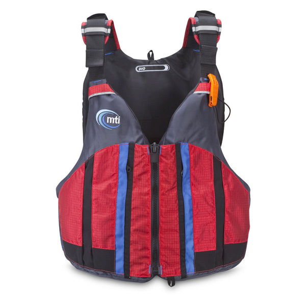 MTI Adventurewear Dio PFD  Life Jackets - PFDs and FLOTATION MTI Adventurewear - Hook 1 Outfitters/Kayak Fishing Gear