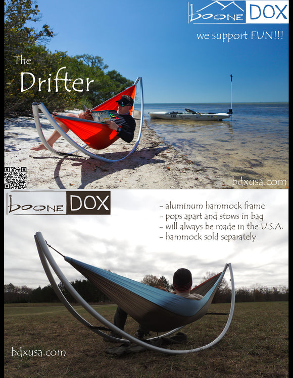 BooneDox The Drifter  Recreational Gear Boonedox - Hook 1 Outfitters/Kayak Fishing Gear