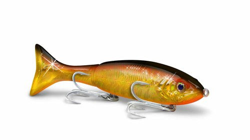 Egret Kick A Mullet Jr - 4In Sunrise  Lures - Hard Baits Egret - Hook 1 Outfitters/Kayak Fishing Gear