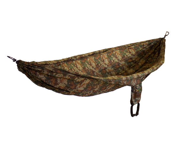 ENO CAMONEST XL FOREST CAMO HAMMOCK ENO - Hook 1 Outfitters/Kayak Fishing Gear