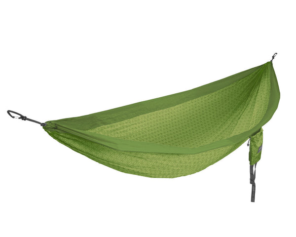 DOUBLENEST FLOWER OF LIFE LIME/LIME HAMMOCK ENO - Hook 1 Outfitters/Kayak Fishing Gear