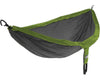 DoubleNest LIME/CHARCOAL HAMMOCK ENO - Hook 1 Outfitters/Kayak Fishing Gear