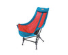 LOUNGER DL AQUA/RED CHAIRS AND BLANKETS ENO - Hook 1 Outfitters/Kayak Fishing Gear