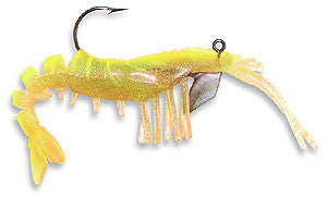 Egret Vudu Shrimp  Lures - Soft Plastics Egret - Hook 1 Outfitters/Kayak Fishing Gear
