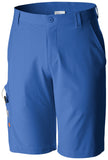 MEN'S PFG TERMINAL TACKLE™ SHORT Vivid Blue, Jupiter / 30 / 10 Bottoms Columbia - Hook 1 Outfitters/Kayak Fishing Gear