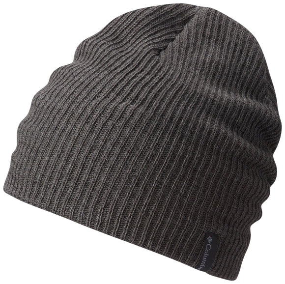 Ale Creek™ Beanie Charcoal Heather / O/S Hats Columbia - Hook 1 Outfitters/Kayak Fishing Gear