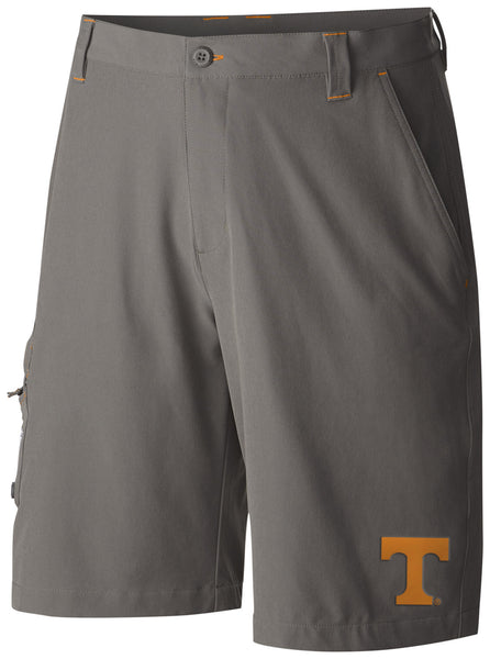 Men's Collegiate Terminal Tackle™ Short  - Tennessee  Bottoms Columbia - Hook 1 Outfitters/Kayak Fishing Gear