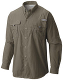 Men's Bahama™ II Long Sleeve Shirt - CLOSEOUT Sage / L Tops Columbia - Hook 1 Outfitters/Kayak Fishing Gear