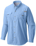 Men's Bahama™ II Long Sleeve Shirt Sail / S Tops Columbia - Hook 1 Outfitters/Kayak Fishing Gear