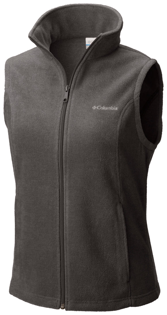 Benton Springs™ Vest Charcoal Heather / S Jackets Columbia - Hook 1 Outfitters/Kayak Fishing Gear