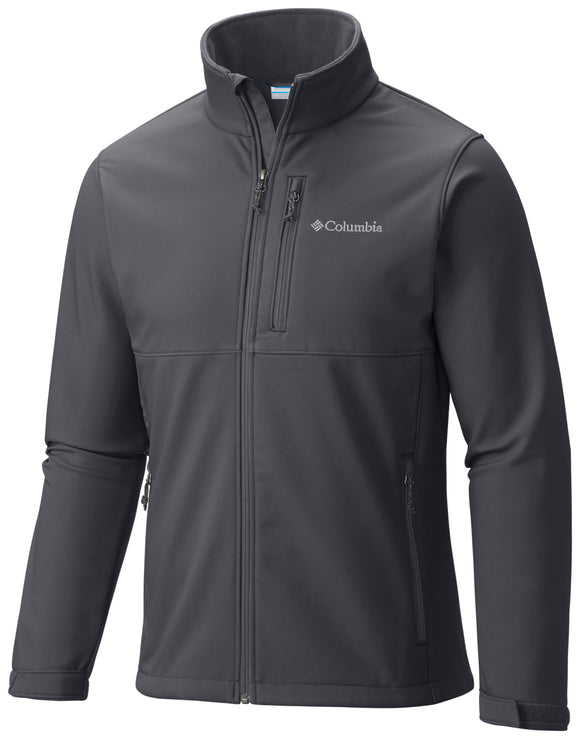 Ascender™ Softshell Jacket Graphite / M Jackets Columbia - Hook 1 Outfitters/Kayak Fishing Gear