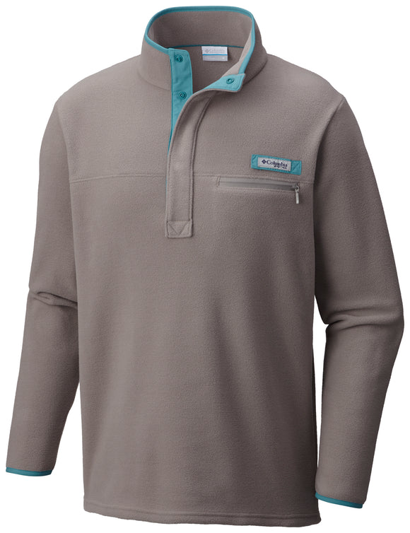 MEN'S HARBORSIDE FLEECE PULLOVER - CLOSEOUT Kettle - CLOSEOUT / Medium Jackets Columbia - Hook 1 Outfitters/Kayak Fishing Gear