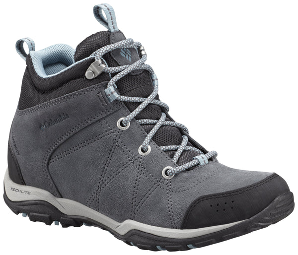 WOMEN'S FIRE VENTURE™ MID WATERPROOF - CLOSEOUT  Footwear Columbia - Hook 1 Outfitters/Kayak Fishing Gear