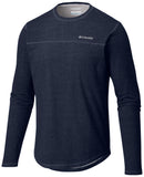 Rugged Ridge™ Long Sleeve Crew Collegiate Navy / M Tops Columbia - Hook 1 Outfitters/Kayak Fishing Gear