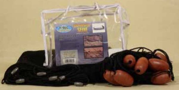 Fi-Tec Poly Minnow Seine  Nets/Traps/Baskets Fi-Tec - Hook 1 Outfitters/Kayak Fishing Gear