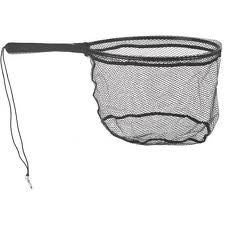 Frabill Tangle Free Trout Net - 11In X 15In W/7In Handle  Nets/Traps/Baskets Frabill - Hook 1 Outfitters/Kayak Fishing Gear