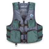 MTI Adventurewear Fisher PFD - CLOSEOUT  Life Jackets - PFDs and FLOTATION MTI Adventurewear - Hook 1 Outfitters/Kayak Fishing Gear