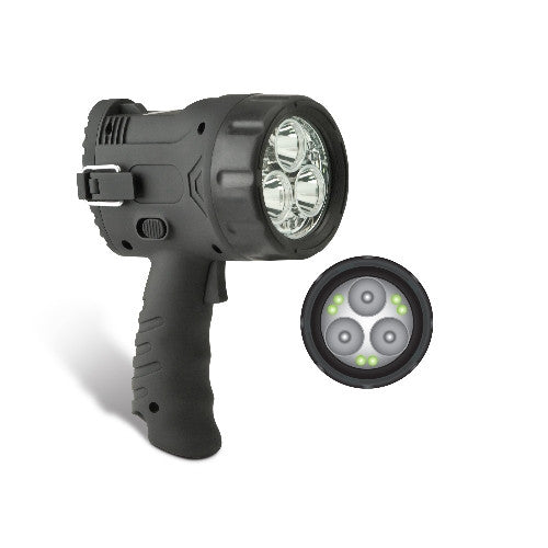 Gsm Cyclops Spotlight - Flare Sport 3 Watt Aa  Lights/Batteries Gsm - Hook 1 Outfitters/Kayak Fishing Gear