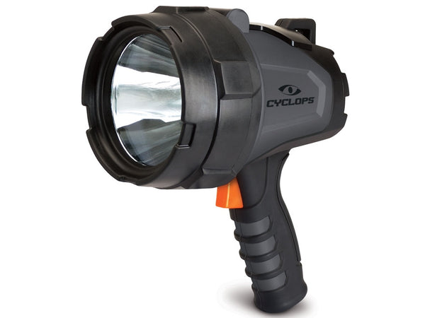 Gsm Cyclops Spotlight - 580 Lumen Rechargeable  Lights/Batteries Gsm - Hook 1 Outfitters/Kayak Fishing Gear