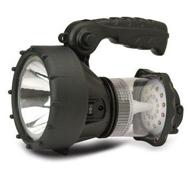 Gsm Cyclops Spotlight/Lantern - 3 Watt Rechargeable  Lights/Batteries Gsm - Hook 1 Outfitters/Kayak Fishing Gear