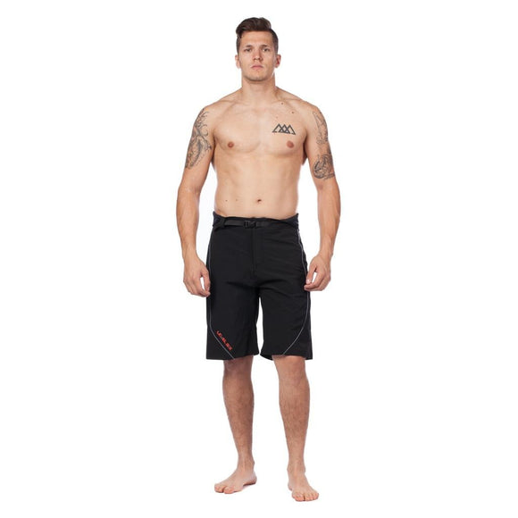 Level Six Men's Pro Guide Neoprene Lined Surf Short  Layering Level Six - Hook 1 Outfitters/Kayak Fishing Gear