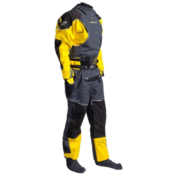 Level Six Emperor Dry Suit  Dry Wear Level Six - Hook 1 Outfitters/Kayak Fishing Gear
