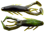 Gene Larew Rattlin Crawle  Lures - Soft Plastics Gene Larew - Hook 1 Outfitters/Kayak Fishing Gear