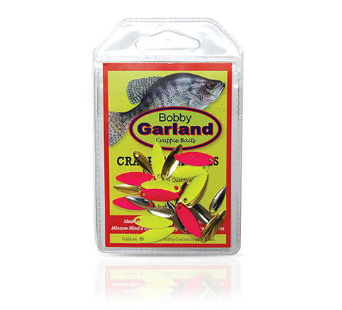 Gene Larew Slab Ticklers - Size 0 & 1 24Pk Assort Colors