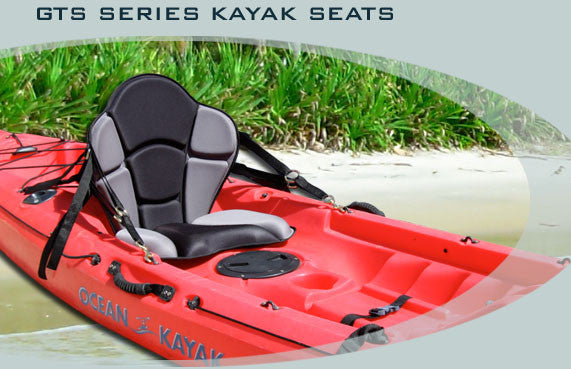 GTS Expedition seat by Surf to Summit  Seats, Covers, and Accessories Surf to Summit - Hook 1 Outfitters/Kayak Fishing Gear