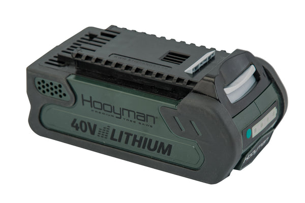 Hooyman Pole Saw Battery - 40 Volt Lithium Battery 2Ah  Cutlery/Tools Hooyman - Hook 1 Outfitters/Kayak Fishing Gear