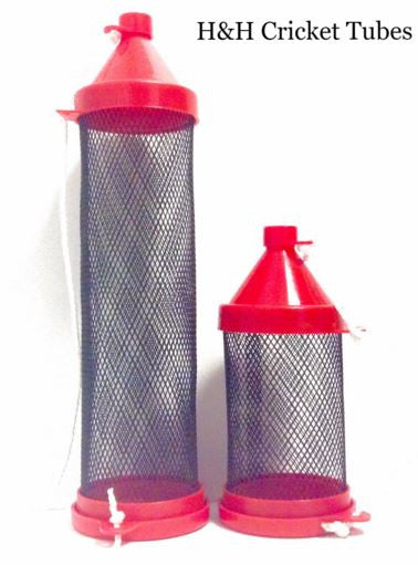 H&H Cricket Tube  Bait Containers/Aeration H&H Tackle - Hook 1 Outfitters/Kayak Fishing Gear