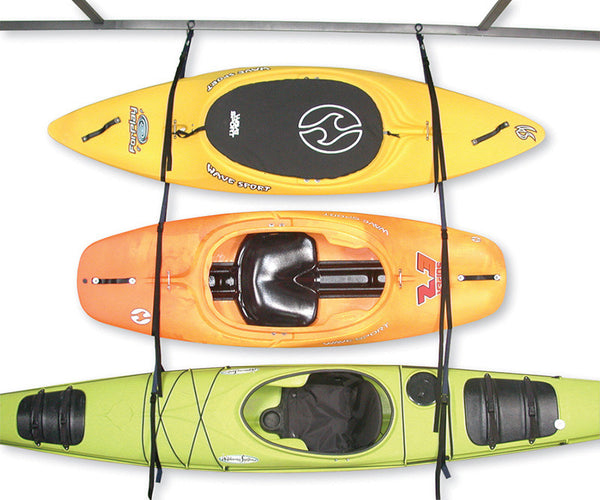 3 Boat Kayak Hanger  Storage Harmony - Hook 1 Outfitters/Kayak Fishing Gear